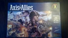 Axis & Allies Board Game Avalon Hill Unplayed