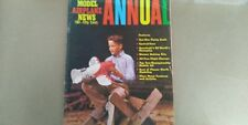 Model Airplane News Magazine Gee Bee Flying Scale 1961 Annual