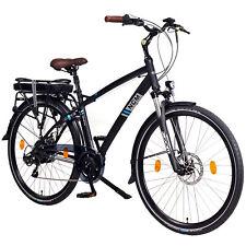 "NCM Hamburg 28"" Urban City E-Bike Unisex Pedelec 36V 13Ah 468Wh Akku schwarz"