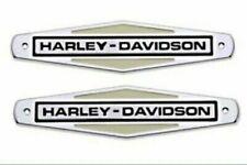 "Harley-Davidson H-D TANK EMBLEM ""HARLEY-DAVIDSON"" *61771-66TB SET* 2er-Set"