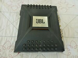 JBL Power Series P80.2 Old School 2 Channel Car Amplifier Free Ship USA!