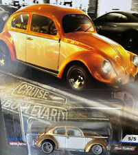New!! Hot Wheels Car Culture Cruise Boulevard VOLKSWAGEN CLASSIC BUG REAL RIDERS