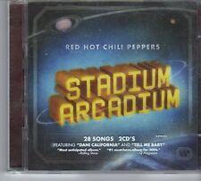 (ES231) Reds Hot Chili Peppers, Stadium Arcadium: Mars _2 Disc - 2006 CD