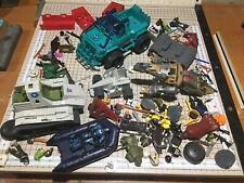 Large Mixed Toy Lot GI Joe ARAH Transformers Lego Star Wars TMNT