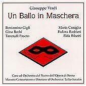 Giuseppe Verdi - Verdi: Un ballo in maschera (2000)