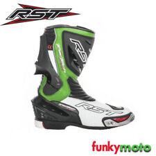 Bottes verts RST pour motocyclette