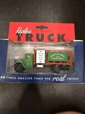 AHL  BRAND 1:64th SCALE DIECAST MACK BM SEATTLE BROS COFFEE # 06403