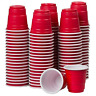 Disposable Shot Glasses - Mini Solo Party Cups - 120-Count 2 oz - Plastic -