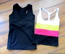 Kyodan & Jockey ~ Size Medium Large ~ Yoga Athletic Tank Shirt Lot