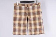 Dolce & Gabbana Checked Summer Shorts Size L W32