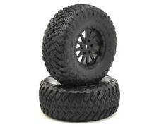 LOS43015 Losi 12mm Hex Tenacity SCT Pre-Mounted Tires (2)