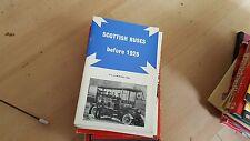 Scottish Buses before 1928, D L G  Hunter ebay uk