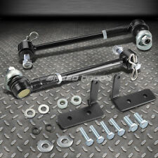 "FOR JEEP CHEROKEE XJ 4-6""OFFROAD LIFT FRONT SWAY BAR LINK QUICK DISCONNECT KIT"
