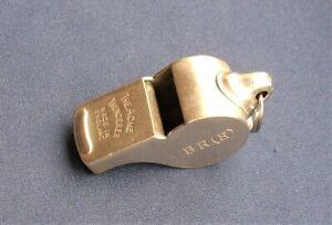 Rare British Railways (Eastern) ACME Thunderer Whistle C1950s Era - BR(E)
