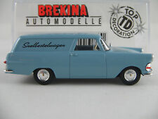 "Brekina 20153 Opel Rekord P2 Kasten (1960) ""Snelbestelwagen"" 1:87/H0 NEU/OVP"