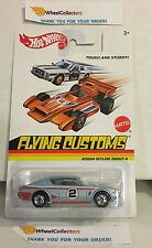 Nissan Skyline 2000GT-R * Two Seater Interior * Flying Customs Hot Wheels * E25