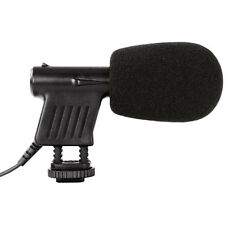 BOYA Condenser Microphone Video Mic By-vm01 for Canon Nikon Camera Camcorders DC