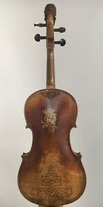 Old Violin French 4/4
