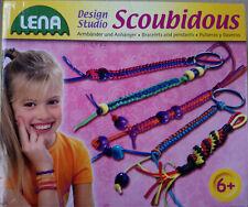 Scoubidous - Armbänder - Schlüsselanhänger - Selberknüpfen
