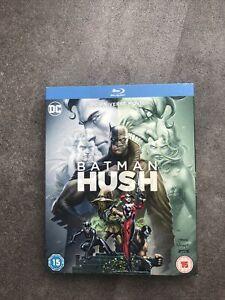 Batman: Hush Blu Ray