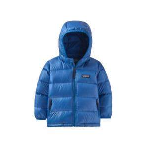 Patagonia Hi-Loft Down Jacket Baby - Blue