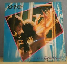 UFO The Wild The Willing And The Innocent 1981 UK vinyl  LP EXCELLENT COND   A