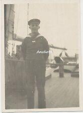 Foto Reich marina marinaio su S.S. Niobe (n639)