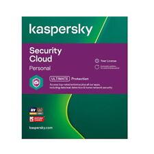 Kaspersky Security Cloud Personal 3 PC/Dispositivi  ESD 2021 FATTURABILE