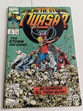 Quasar #35 June 1992 Marvel Comics