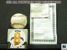 NobleSpirit } CAL RIPKEN JR. Signed Baseball w/ Certificate Of Authenticity!