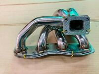 LOW MOUNT T2 Turbo Exhaust Manifold for Nissan 180SX S13 Silvia CA18DET CA18