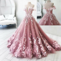 Gorgeous Butterfly Quinceanera Dress Princess Applique Wedding Pageant Ball Gown