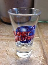 Planet Hollywood Shot Glass South Coast Plaza