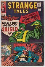 Strange Tales #135 VG 4.0 First Nick Fury Agent Of SHIELD Jack Kirby Art!
