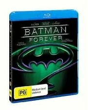 Batman Forever (Blu-ray, 2009) all regions