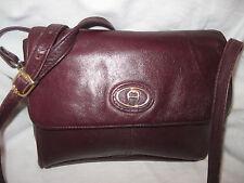 AUTHENTIQUE  sac à main  vintage ETIENNE AIGNER  cuir (T)BEG   bag