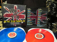 WHO ARE YOU - An All Star Tribute To The Who 2 Record Set Various Artist
