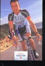 DIRK SCHUMANN cyclisme cycling autogramm GEROLSTEINER