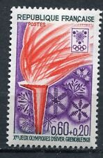 FRANCE TIMBRE NEUF N° 1545  **  JEUX OLYMPIQUES  FLAMME