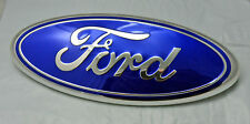 New Ford F150 05-14  Grille/Tailgate Emblem Bright Blue Oval 3D Badge Free Ship