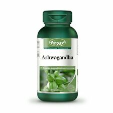 Vorst Ashwagandha 500mg 60 Capsules Stress Relief Anxiety Fatigue Lack of Energy