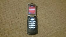 Rare BlackBerry Pearl Flip 8230 collectors item, RCE21CW RIM Apex 8220