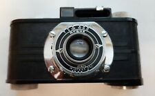 Vintage Argus A2F Camera Helical Focusing Lens 20921 with Ruko Hard Leather Case