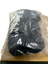 Callaway Apex Neoprene Golf Iron Covers Black Set Of 10