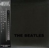BEATLES THE BLACK ALBUM 2 CD MINI LP OBI 28 page booklet