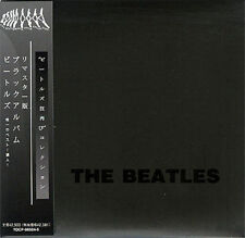 BEATLES THE BLACK ALBUM 2 CD MINI LP OBI 28 page booklet