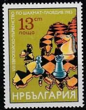 Bulgarije postfris 1983 MNH 3189 - EK Schaken