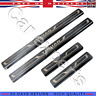 Door Sill Protector Scuff Plate Trim for Volkswagen Tiguan MK2 2016-19 Stainless