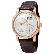 A. Lange and Sohne Lange 1 18K Rose Gold Mens Watch 191.032