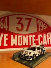 1/43 Works Ford Sierra Cosworth: Colin McRae, 1989 Lombard RAC Rally